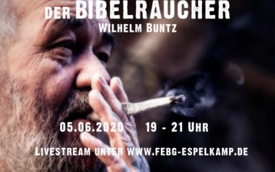 Der Bibelraucher – Livestream