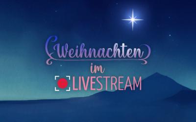 Weihnachten im Livestream